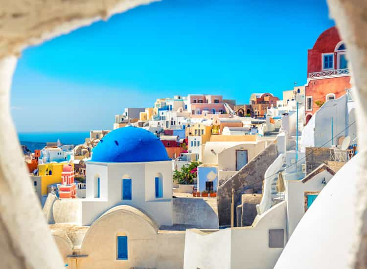 Greece for a Romantic Holiday